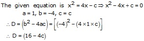 RS Aggarwal Solutions Class 10 Chapter 10 Quadratic Equations 10B 6.1