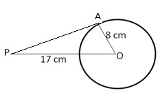 RS Aggarwal Solutions Class 10 Chapter 12 Circles 1.1