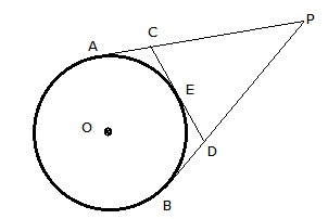 RS Aggarwal Solutions Class 10 Chapter 12 Circles 4.1