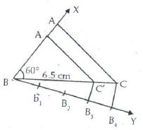 RS Aggarwal Solutions Class 10 Chapter 13 Constructions 13a 10.1