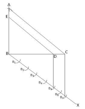RS Aggarwal Solutions Class 10 Chapter 13 Constructions 13a 3.1