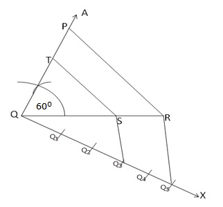 RS Aggarwal Solutions Class 10 Chapter 13 Constructions 13a 4.1