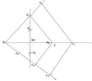 RS Aggarwal Solutions Class 10 Chapter 13 Constructions 13a 5.1
