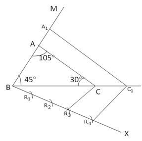 RS Aggarwal Solutions Class 10 Chapter 13 Constructions 13a 6.1