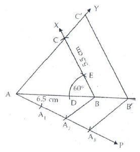 RS Aggarwal Solutions Class 10 Chapter 13 Constructions 13a 9.1