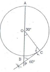 RS Aggarwal Solutions Class 10 Chapter 13 Constructions 13b 8.1