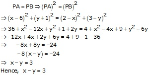 RS Aggarwal Solutions Class 10 Chapter 16 Co-ordinate Geometry 16a 10.1