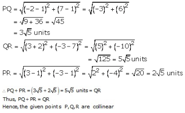 RS Aggarwal Solutions Class 10 Chapter 16 Co-ordinate Geometry 16a 14.3