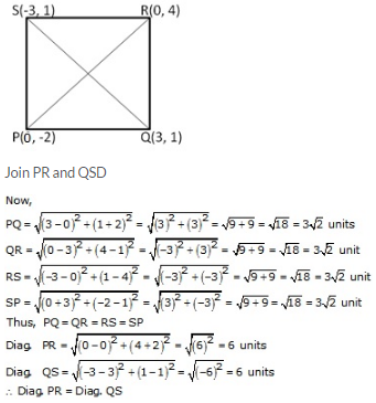 RS Aggarwal Solutions Class 10 Chapter 16 Co-ordinate Geometry 16a 21.2