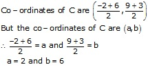 RS Aggarwal Solutions Class 10 Chapter 16 Co-ordinate Geometry 16b 11.2