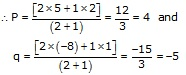 RS Aggarwal Solutions Class 10 Chapter 16 Co-ordinate Geometry 16b 3.4