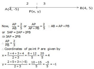 RS Aggarwal Solutions Class 10 Chapter 16 Co-ordinate Geometry 16b 6.1