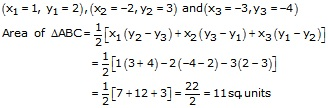 RS Aggarwal Solutions Class 10 Chapter 16 Co-ordinate Geometry 16c 1.1