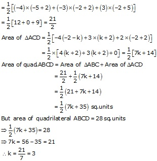 RS Aggarwal Solutions Class 10 Chapter 16 Co-ordinate Geometry 16c 8.2