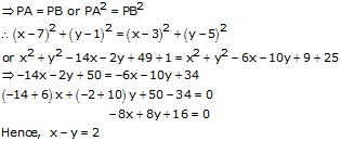 RS Aggarwal Solutions Class 10 Chapter 16 Co-ordinate Geometry 16d 4.1