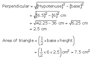 RS Aggarwal Solutions Class 10 Chapter 17 Perimeter and Areas of Plane Figures 9a 15.1