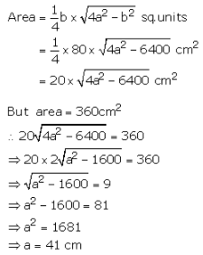 RS Aggarwal Solutions Class 10 Chapter 17 Perimeter and Areas of Plane Figures 9a 19.1