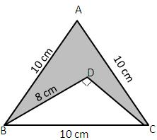 RS Aggarwal Solutions Class 10 Chapter 17 Perimeter and Areas of Plane Figures 9a 23.1