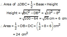 RS Aggarwal Solutions Class 10 Chapter 17 Perimeter and Areas of Plane Figures 9a 23.3