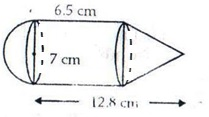 RS Aggarwal Solutions Class 10 Chapter 19 Volume and Surface Areas of Solids 9a 12.1