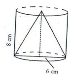 RS Aggarwal Solutions Class 10 Chapter 19 Volume and Surface Areas of Solids 9a 15.1