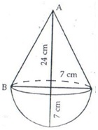 RS Aggarwal Solutions Class 10 Chapter 19 Volume and Surface Areas of Solids 9a 6.1