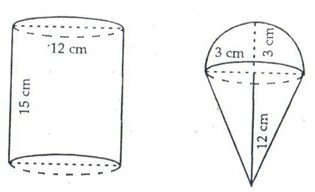RS Aggarwal Solutions Class 10 Chapter 19 Volume and Surface Areas of Solids 9a 7.1