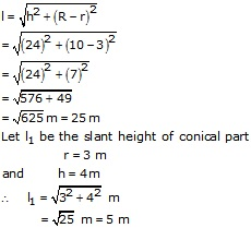 RS Aggarwal Solutions Class 10 Chapter 19 Volume and Surface Areas of Solids 9c 6.2