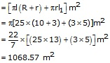RS Aggarwal Solutions Class 10 Chapter 19 Volume and Surface Areas of Solids 9c 6.3