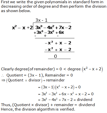 RS Aggarwal Solutions Class 10 Chapter 2 Polynomials 2b 8.1