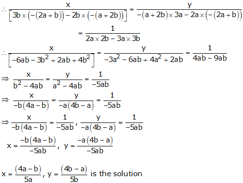 RS Aggarwal Solutions Class 10 Chapter 3 Linear equations in two variables 3c 10.1
