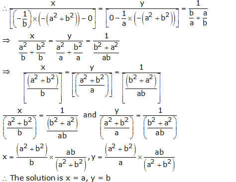 RS Aggarwal Solutions Class 10 Chapter 3 Linear equations in two variables 3c 11.2