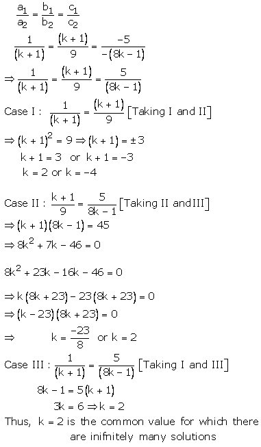 RS Aggarwal Solutions Class 10 Chapter 3 Linear equations in two variables 3d 21.2