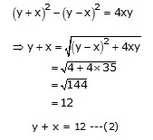 RS Aggarwal Solutions Class 10 Chapter 3 Linear equations in two variables 3e 16.1