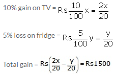 RS Aggarwal Solutions Class 10 Chapter 3 Linear equations in two variables 3e 35.2