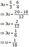 RS Aggarwal Solutions Class 10 Chapter 3 Linear equations in two variables 3e 46.3
