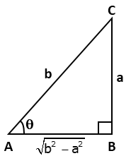 RS Aggarwal Solutions Class 10 Chapter 5 Trigonometric Ratios 16.1