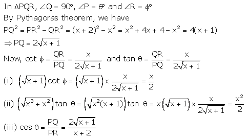 RS Aggarwal Solutions Class 10 Chapter 5 Trigonometric Ratios 33.2