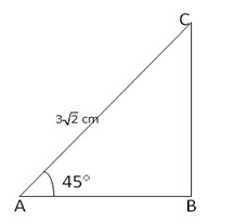 RS Aggarwal Solutions Class 10 Chapter 6 T-Ratios of Some Particular Angles 22.1