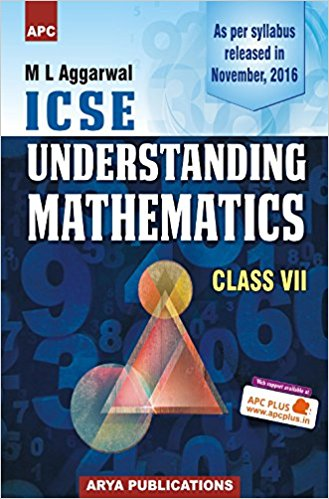 Understanding ICSE Mathematics Class 7 ML Aggarwal Solutions