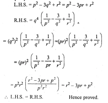 ML Aggarwal Class 10 Solutions for ICSE Maths Chapter 8 Ratio and Proportion Chapter Test Q12.1