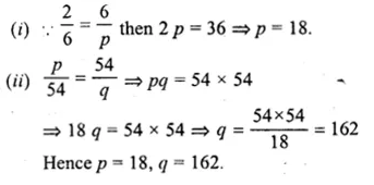 ML Aggarwal Class 10 Solutions for ICSE Maths Chapter 8 Ratio and Proportion Chapter Test Q9.1