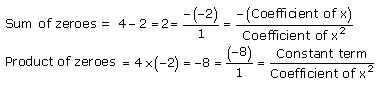 NCERT Solutions for Class 10 Maths Chapter 2 Polynomials 3