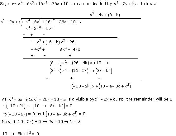 NCERT Solutions for Class 10 Maths Chapter 2 Polynomials 38