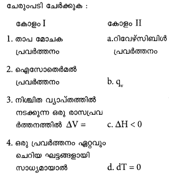 Plus One Chemistry Model Question Papers Paper 1 18