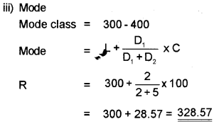 Plus One Economics Model Question Paper 1, 12