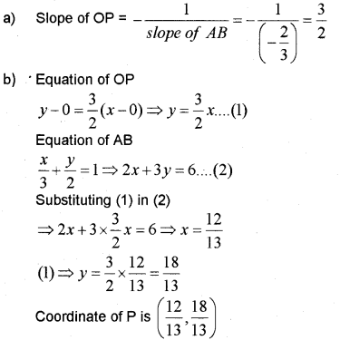 Plus One Maths Model Question Paper 1, 13