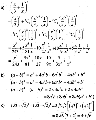Plus One Maths Model Question Paper 1, 19