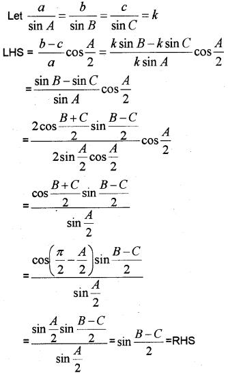Plus One Maths Model Question Paper 1, 3
