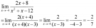 Plus One Maths Model Question Paper 1, 6